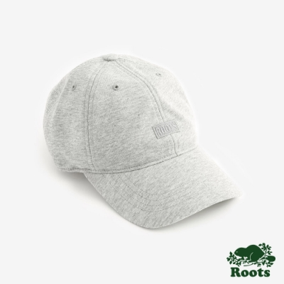 Roots配件- 艾利斯頓棒球帽-灰色