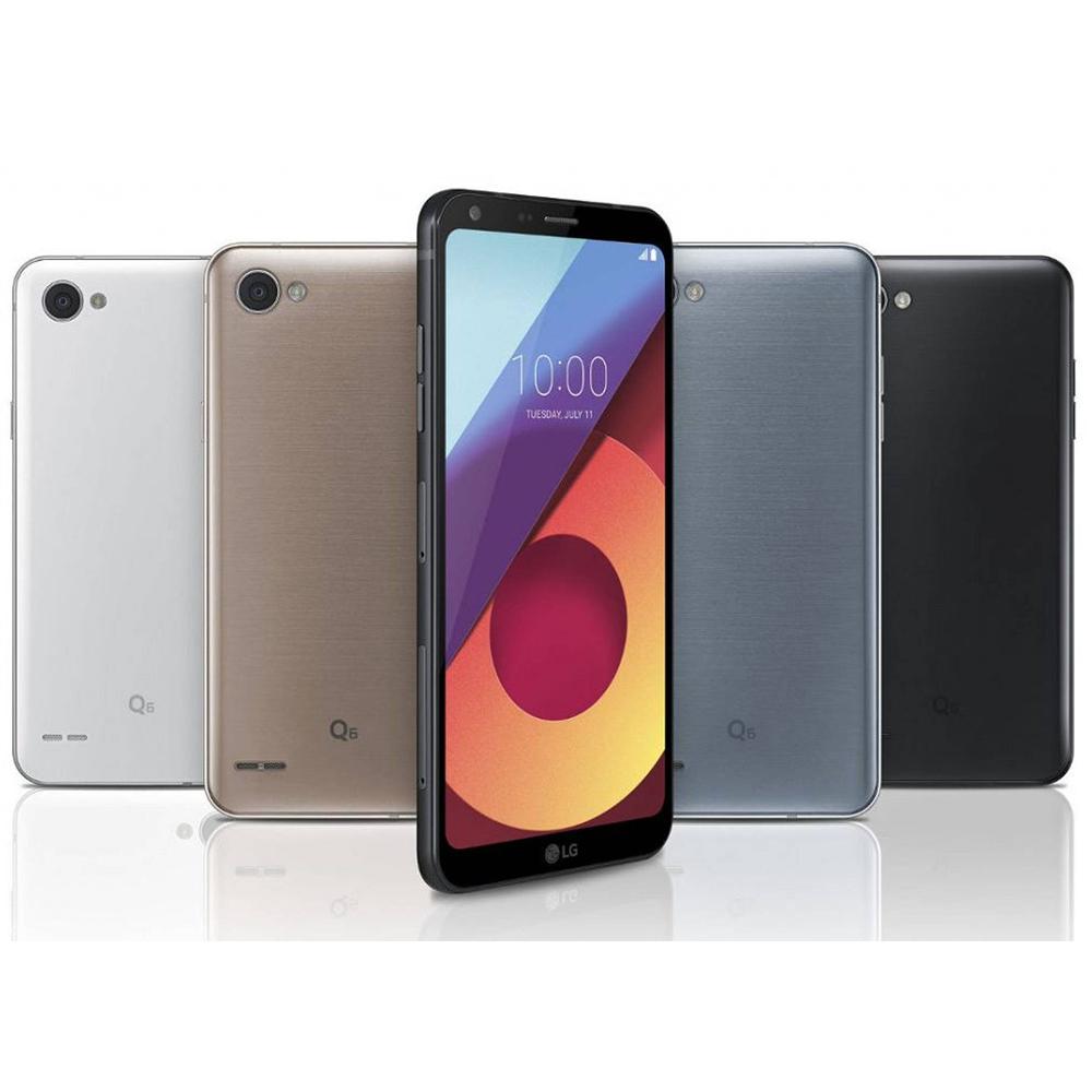 【福利品】LG Q6 (3G/32G) 5.5吋八核心雙卡雙待智慧手機