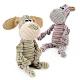 【寵愛有家】發聲短絨磨牙狗狗益智寵物玩具(寵物玩具) product thumbnail 1