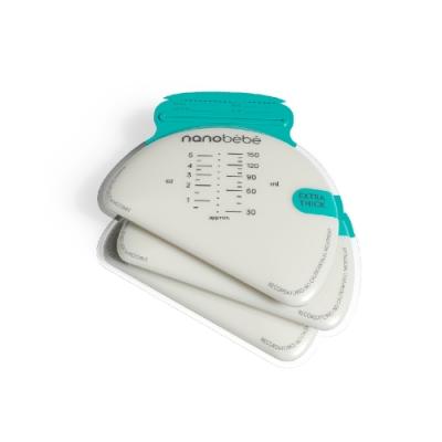 nanobebe 母乳保鮮袋, 50入