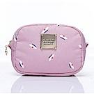 VOVAROVA空氣包-隨身化妝包-French Pom Pom- Pink