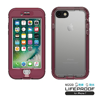 LIFEPROOF iPhone 7 專用 防水防雪防震防泥超強保護殼-簍空NU...
