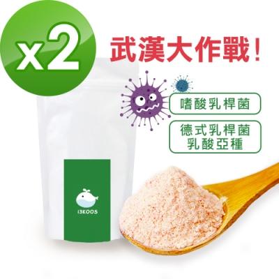 i3KOOS-含嗜酸乳桿菌之綜合益生菌2袋(12包/袋)