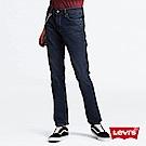 Levis 男款 511 低腰修身窄管牛仔褲 Miyabi 保暖纖維內刷毛