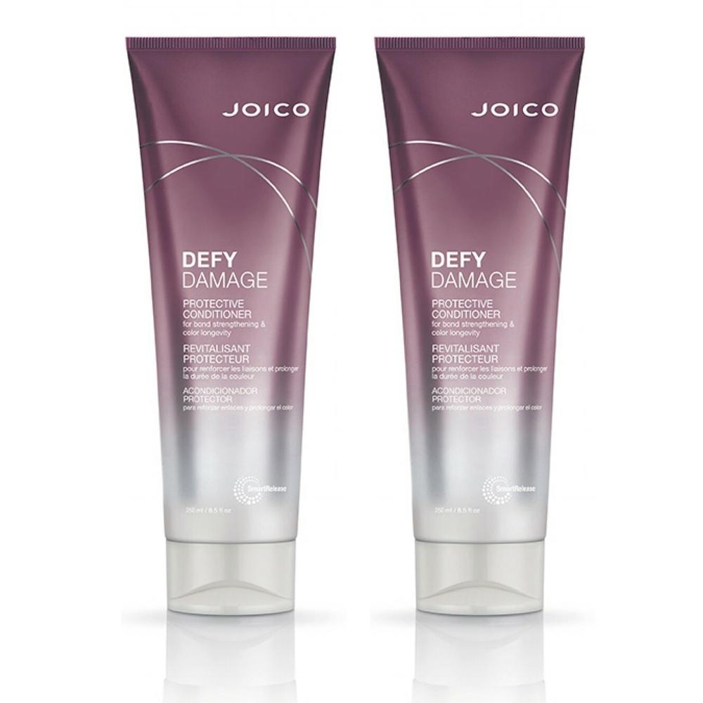 JOICO禦髮系列 鏈鍵強化鎖色順效髮霜250mlx2