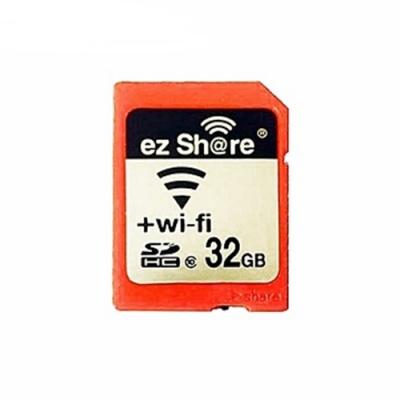 ezShare無線SDHC卡32G熱點wifi