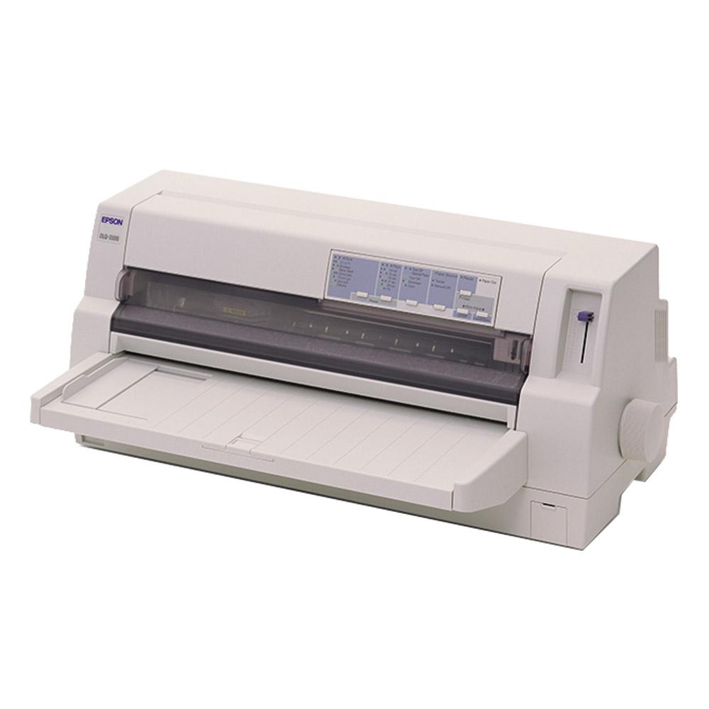 EPSON DLQ-3500C 點矩陣印表機 + S015544原廠色帶5入
