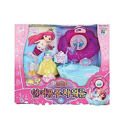 MIMI World - 迷你MIMI人魚公主淋浴組