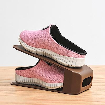 [時時樂限定] 10入組 Home Feeling 鞋架/鞋櫃(2款)