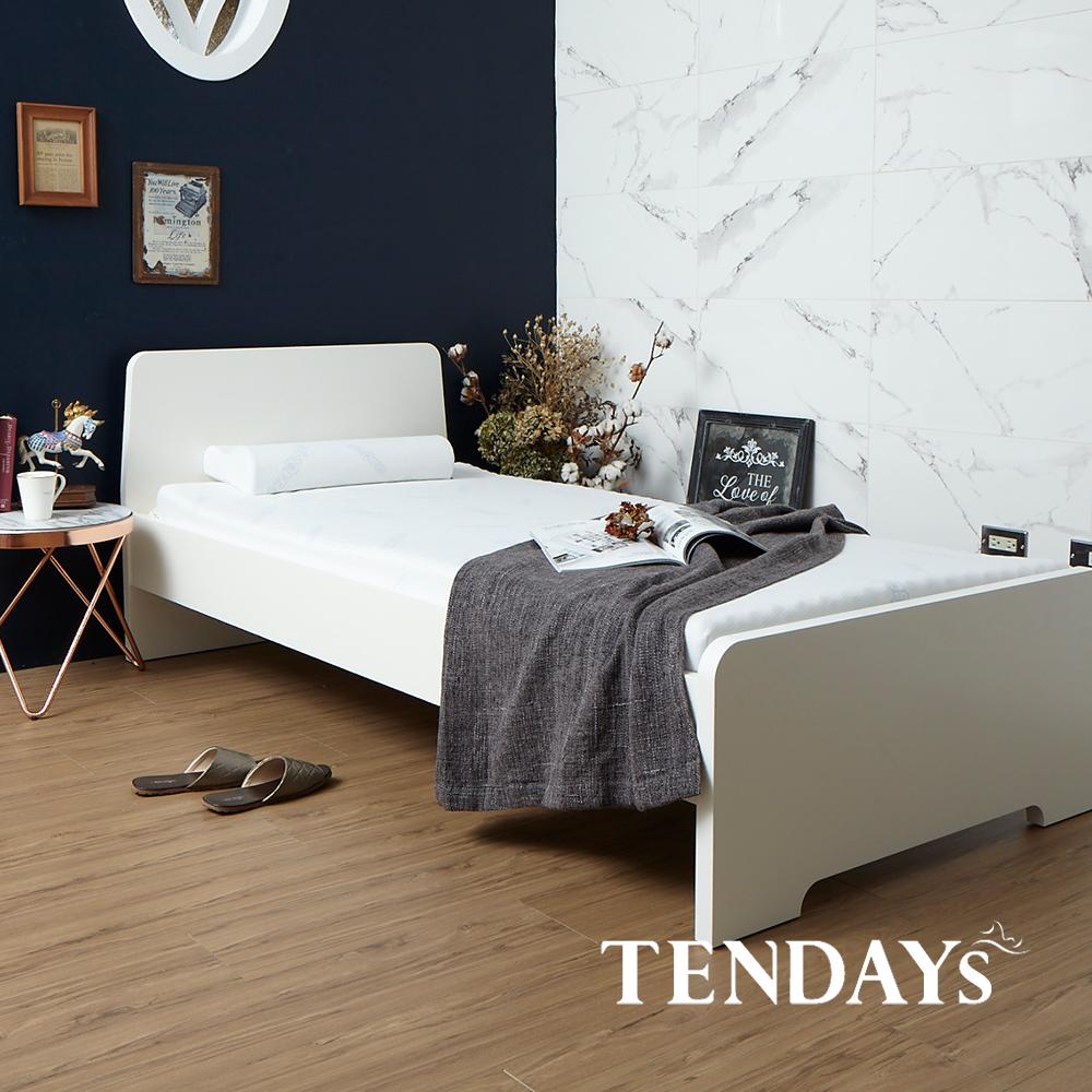 TENDAYS DISCOVERY 柔眠床墊(晨曦白) 3.5尺加大單人 5.5cm厚