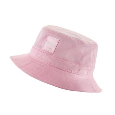 Nike 漁夫帽 NSW bucket hat 女款 運動休閒 穿搭 基本款 遮陽 粉 白 CK5324663