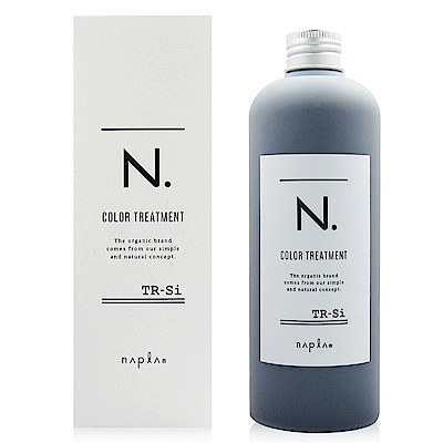 NAPLA 娜普菈 系列炫彩護髮乳 銀灰 300g