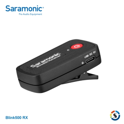 Saramonic楓笛 Blink500 RX 無線麥克風接收器