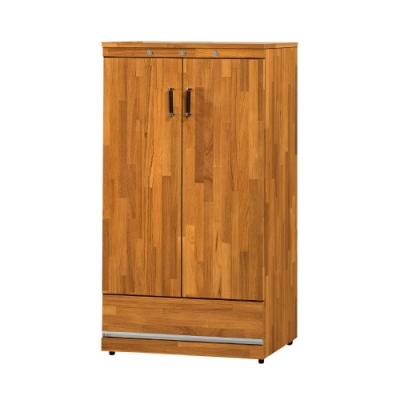 Bernice-集層木一抽2x4尺組合鞋櫃-61x41x120cm