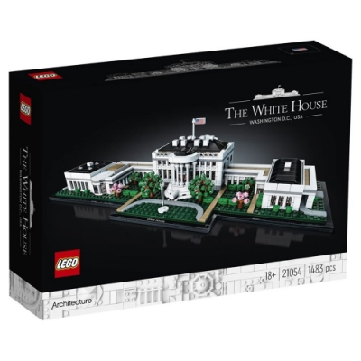 樂高LEGO 經典建築系列 - LT21054 白宮