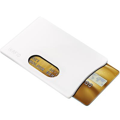《REFLECTS》硬式RFID證件夾(白)