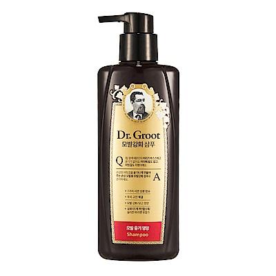 Dr.Groot 養髮秘帖洗髮精(嚴重受損髮) 400ml