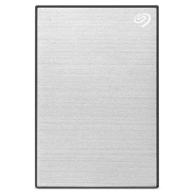 SEAGATE 希捷 One Touch HDD 5TB USB3.0 2.5吋外接式行動硬碟-星鑽銀 (STKZ5000401)