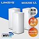 Linksys Velop 三頻 MX4200 Mesh WiFi6網狀路由器(三入) (AX4200) product thumbnail 2