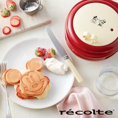 recolte Smile baker微笑鬆餅機 迪士尼米奇米妮系列RSM-1-MK