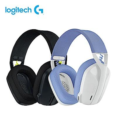 羅技 G435 輕量雙模無線藍芽耳機