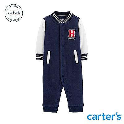 Carter's 個性運動風連身裝