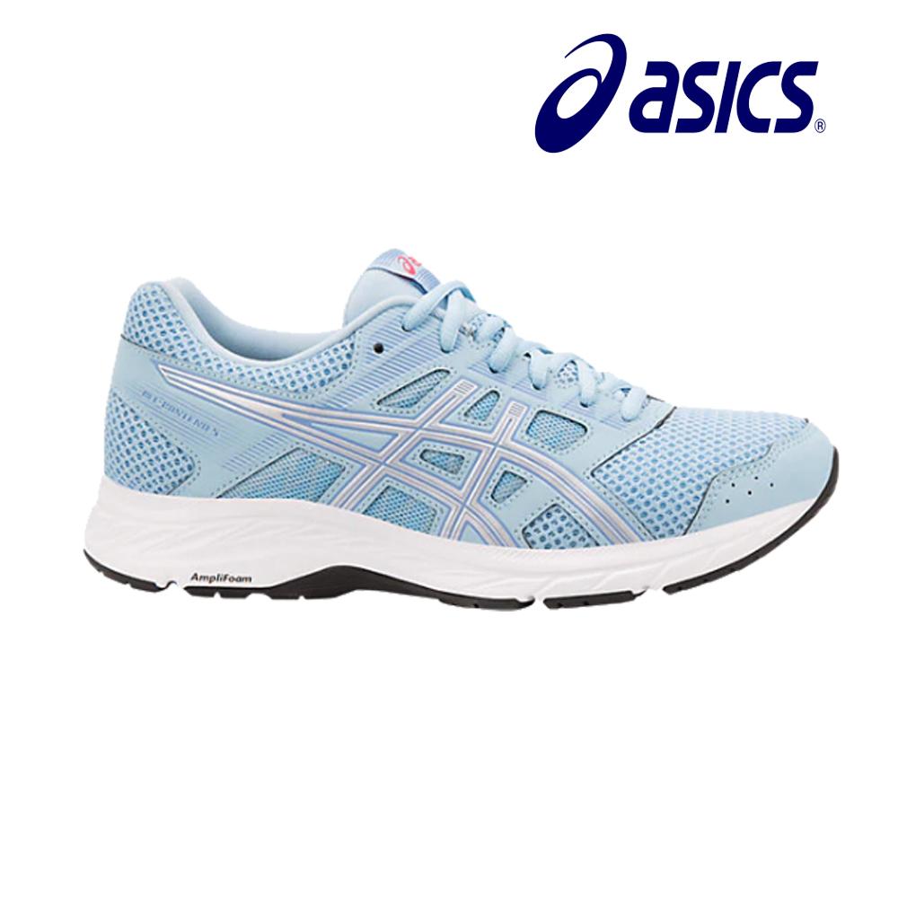 Asics GEL-CONTEND 5 女慢跑鞋 1012A234-400 @ Y!購物