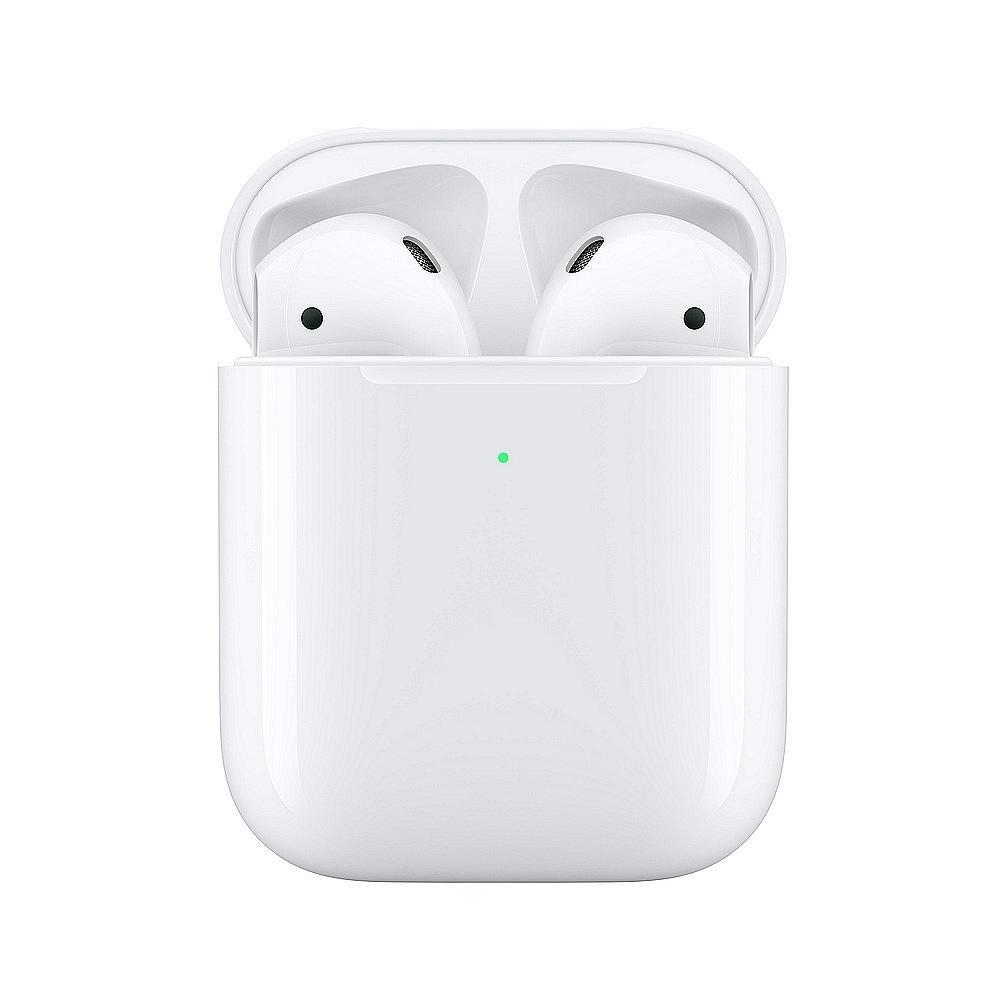 APPLE 2019 AirPods 藍芽耳機 搭配無線充電盒 (第2代)