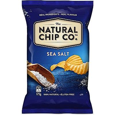 澳洲Natural 海鹽口味厚片波浪洋芋片(175g)