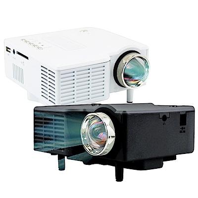 福利品 IS愛思 P-028 60吋HDMI高畫質微型投影機
