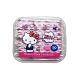 Hello Kitty 凱蒂貓單支攜帶型牙線棒 50支(盒裝) X 12 盒 外盒可當密封收納盒 product thumbnail 1