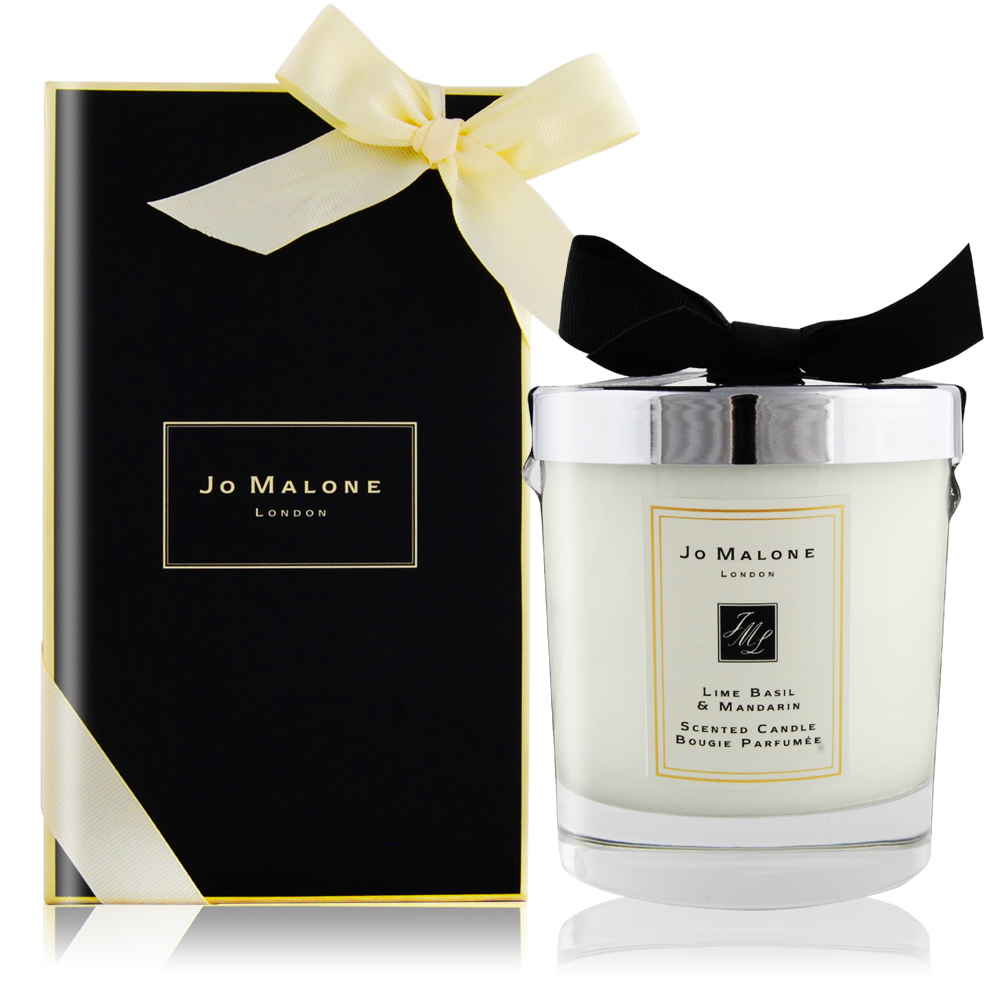 Jo Malone 青檸羅勒葉與柑橘香氛蠟燭200g