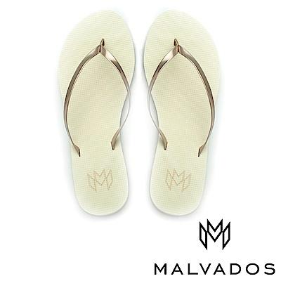 【Malvados 魅凡朵】時尚女性人字拖 Lux 萊絲《清酒》