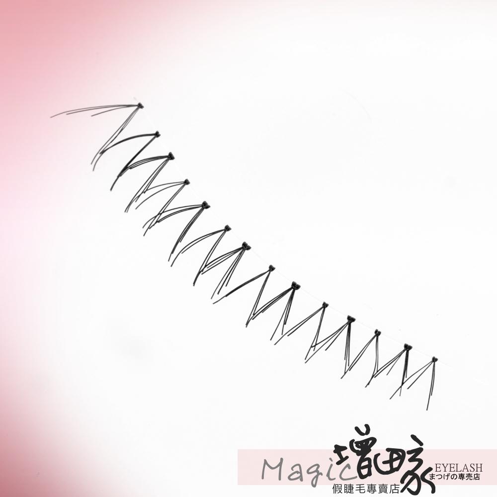 【增田家假睫毛專賣店】閃閃動人娃娃款 下06★10對入★附6ml膠