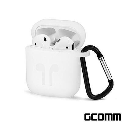 GCOMM Apple AirPods 藍芽耳機增厚保護套 半透明