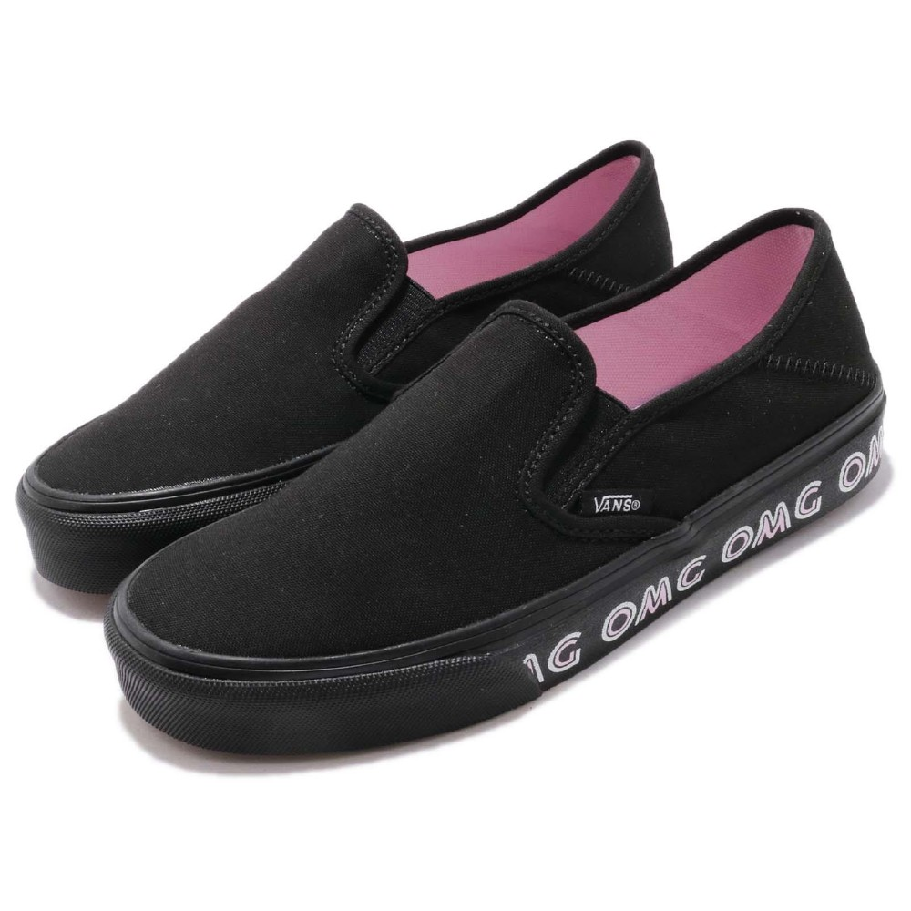 Vans 滑板鞋 Slip-On SF OMG 女鞋
