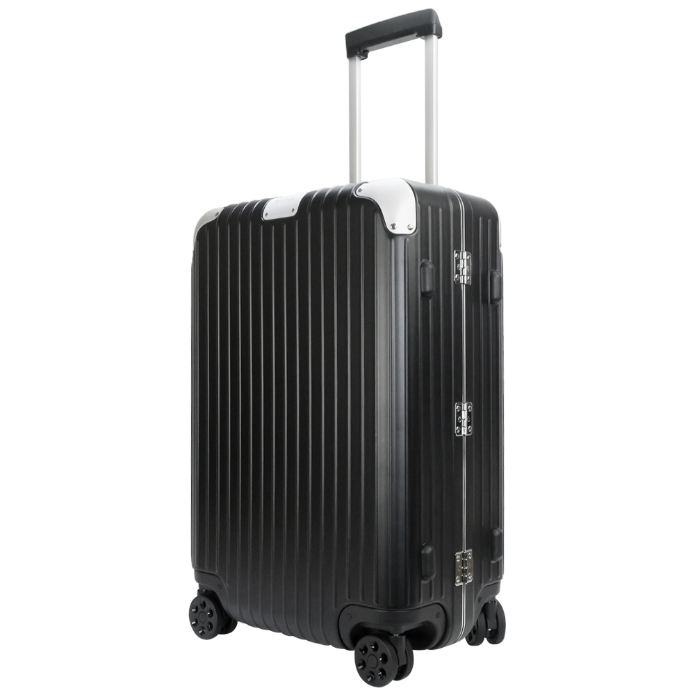 RIMOWA Hybrid Check-in M26吋旅行箱(霧黑)