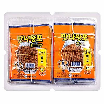 MYONGJIN 烤肉風味魚乾片(250g)