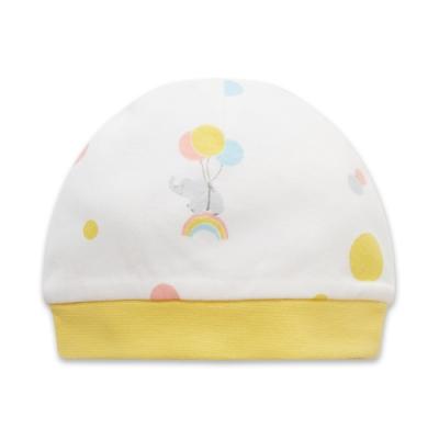 【麗嬰房】Cloudy雲柔系列 嬰兒家居小象寶寶帽 (6個月)