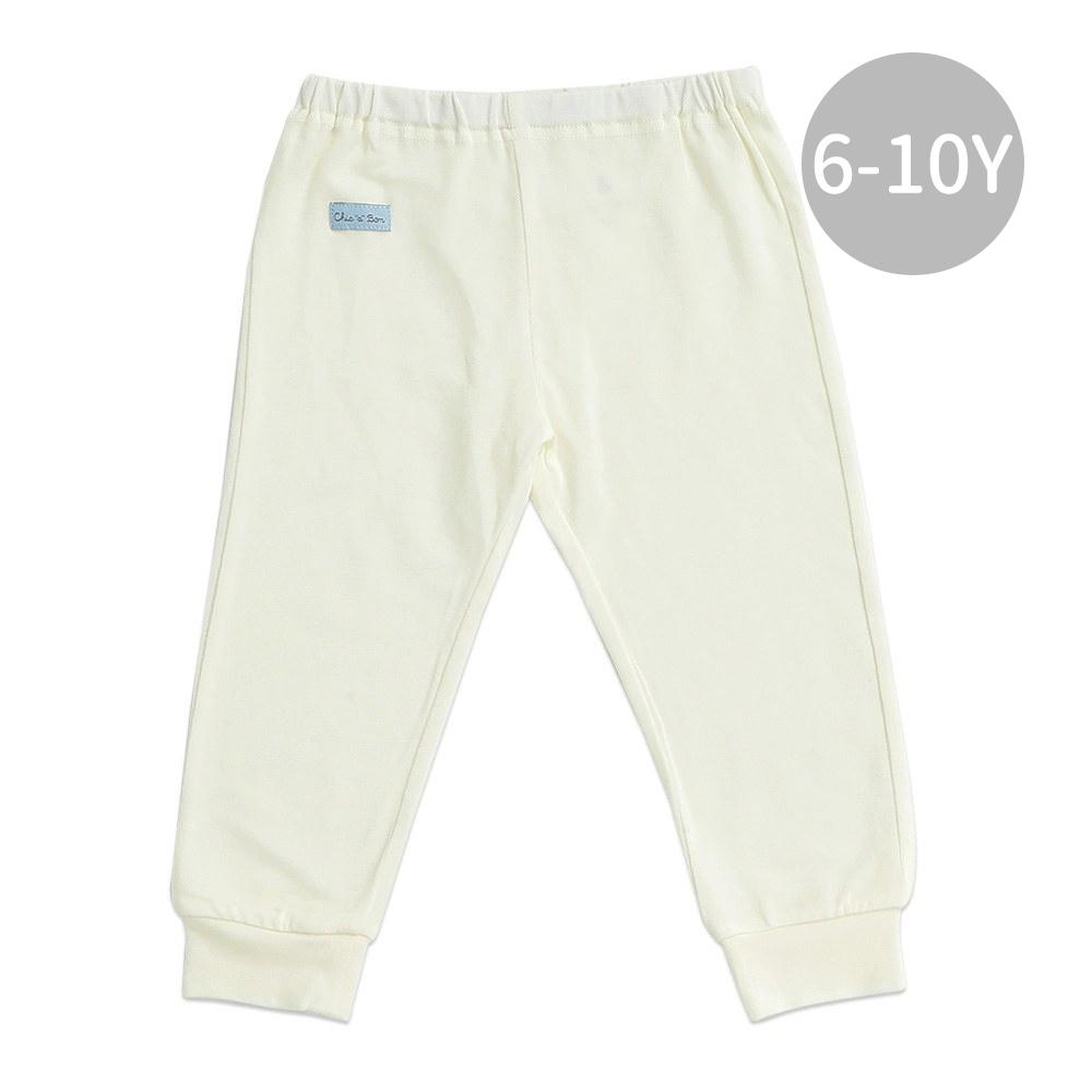奇哥 甲殼素抗菌保暖布長褲(6-10歲)