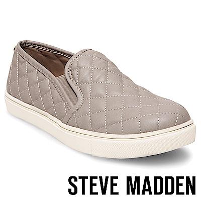 STEVE MADDEN-ECENTRCQ 平底懶人鞋-灰色
