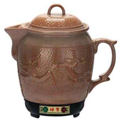 婦寶3.6L土龍陶瓷煎藥燉補電壺