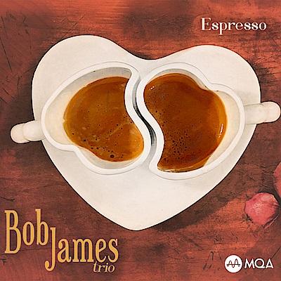 鮑布.詹姆斯 - 濃縮咖啡 MQA CD