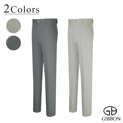 GIBBON 全彈性腰圍LUXE系列頂級輕量休閒褲