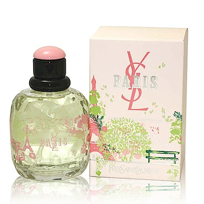 YSL 浪漫巴黎系列-Jardins Romantiques浪漫花園女性淡香水 125ml