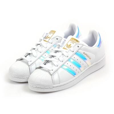 愛迪達 ADIDAS SUPERSTAR W 休閒鞋-女 EG2919