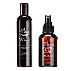 John masters organics 頭皮修護組