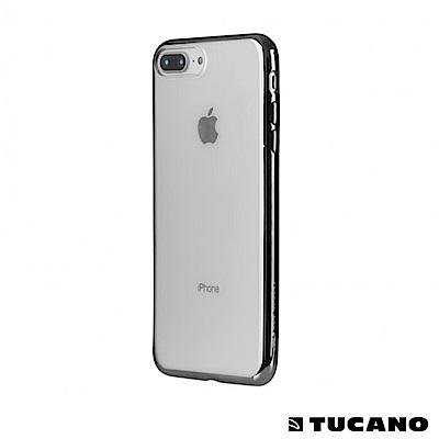 TUCANO ELEKTRO 全機防護TPU保護套 iPhone7/8 Plus-黑