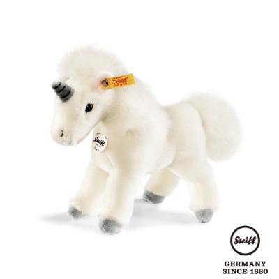 STEIFF德國金耳釦泰迪熊  Starly Unicorn 獨角獸 (動物王國)