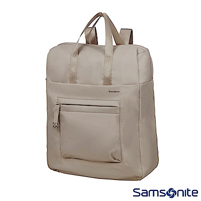 Samsonite新秀麗 Move2.0手提兩用後背包(灰褐)